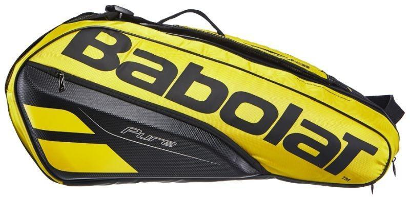 Теннисная сумка Babolat Pure Aero x9 2019 yelllow/black