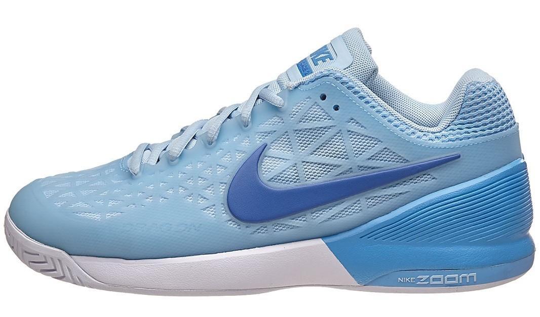 Теннисные кроссовки женские Nike Zoom Cage 2 EU ice blue/comet blue