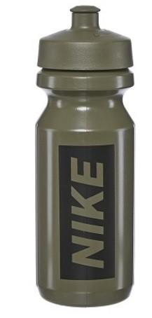 Бутылка для воды Nike Big Mouth Graphic Water Bottle olive green