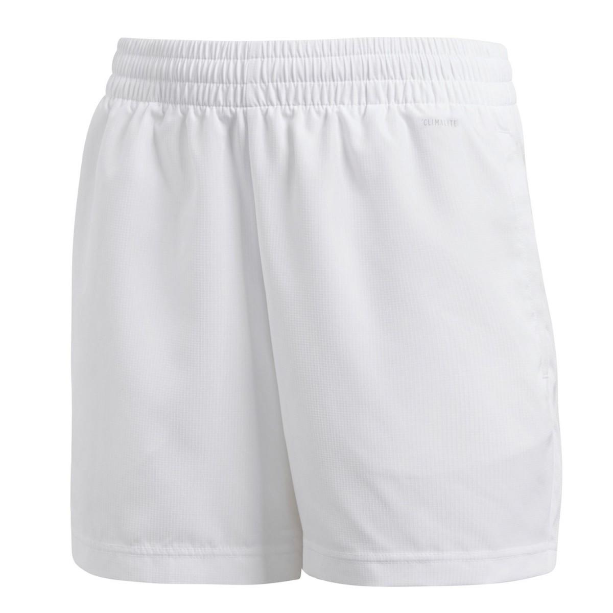 Теннисные шорты детские Adidas Club 4in Short white