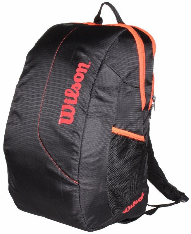 Теннисный рюкзак Wilson Team Backpack black/infared