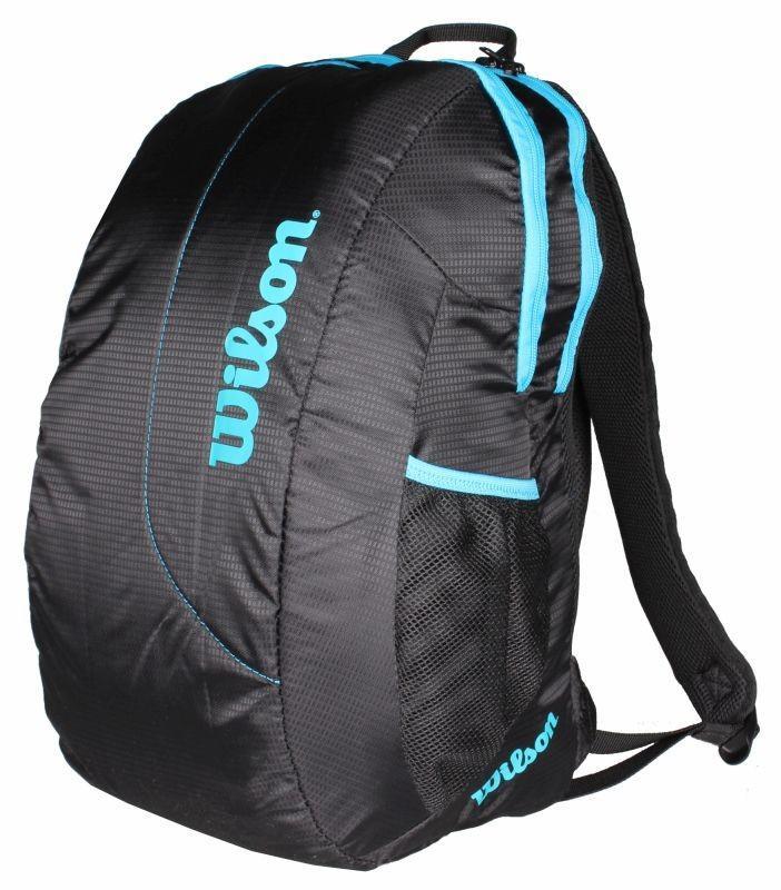 Теннисный рюкзак Wilson Team Backpack black/blue