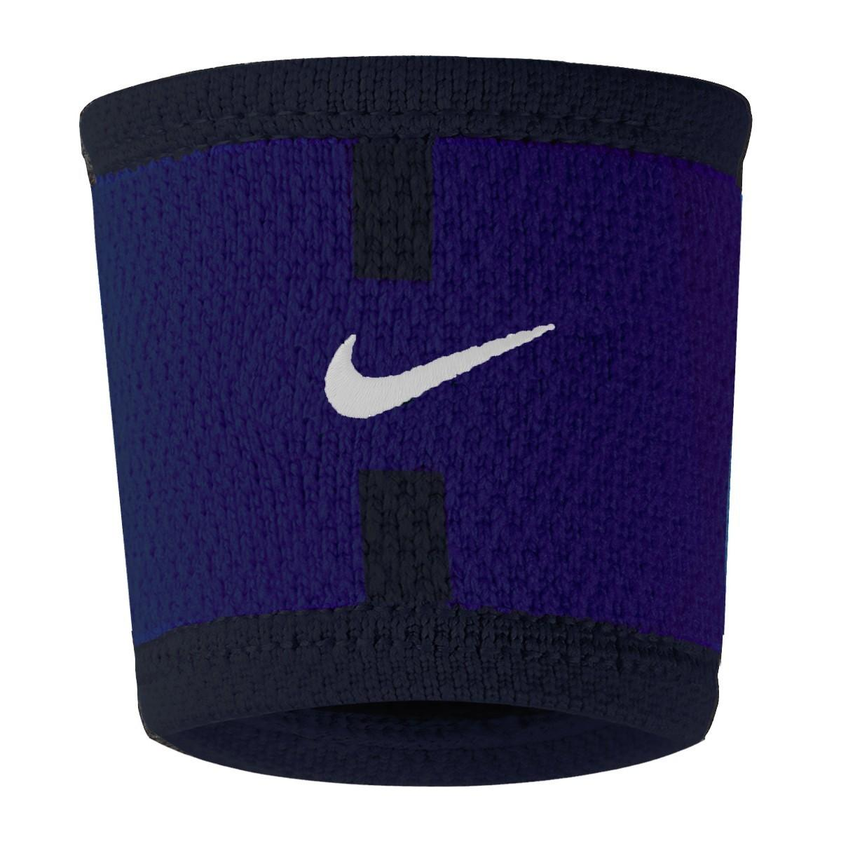 Напульсник Nike Court Maria Sharapova Paris Wristbands blue/navy