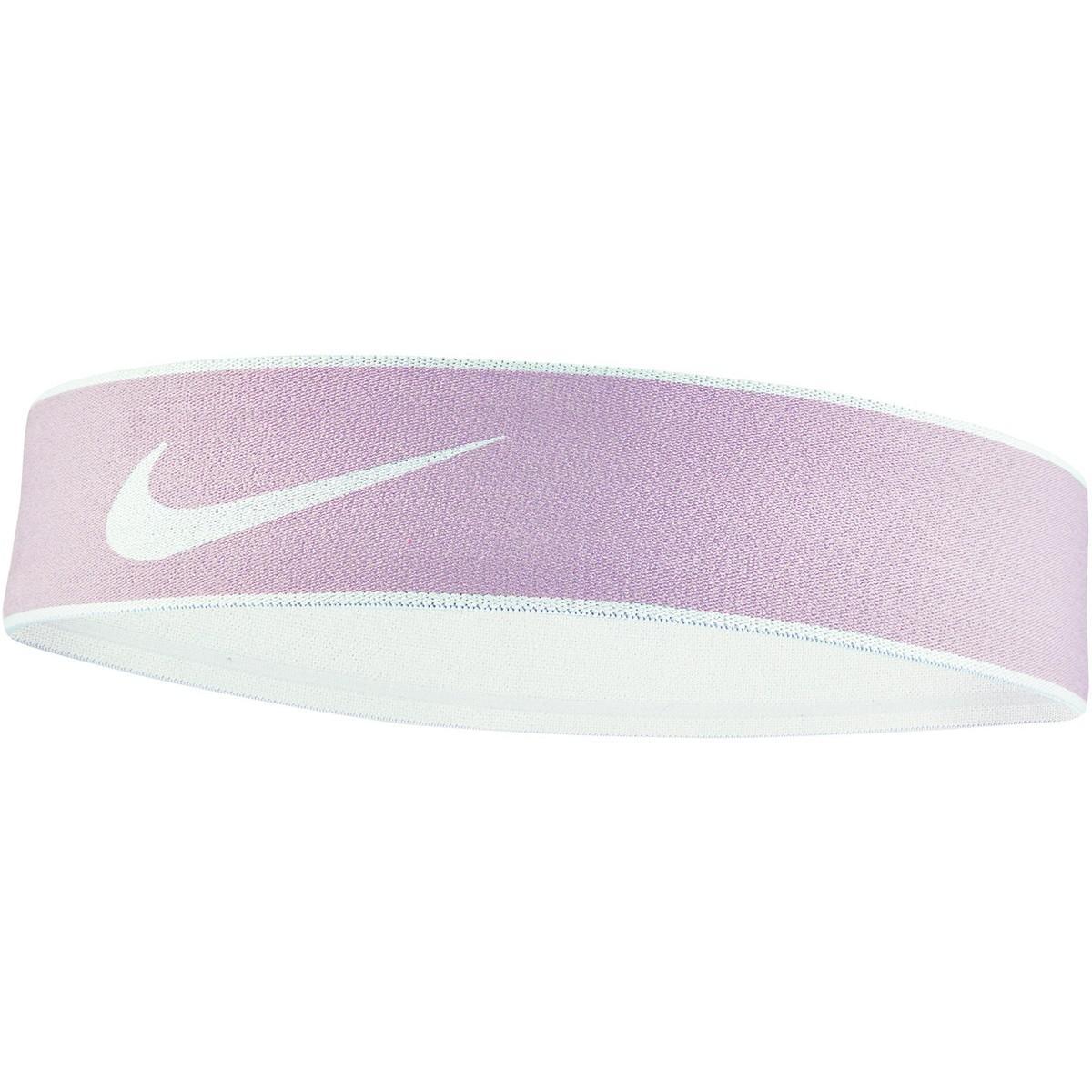Повязка на голову Nike Pro Swoosh 2.0 Headband pink/black