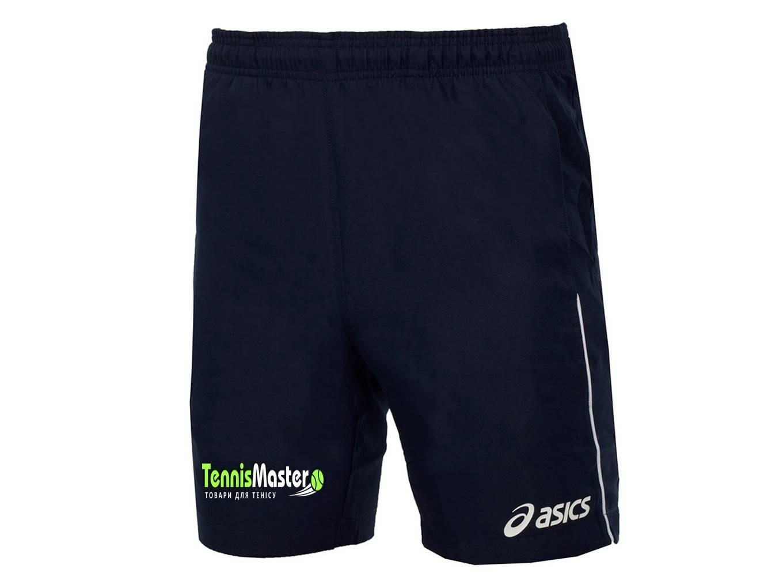 Теннисные шорты мужские Asics Gustavo Short navy/white