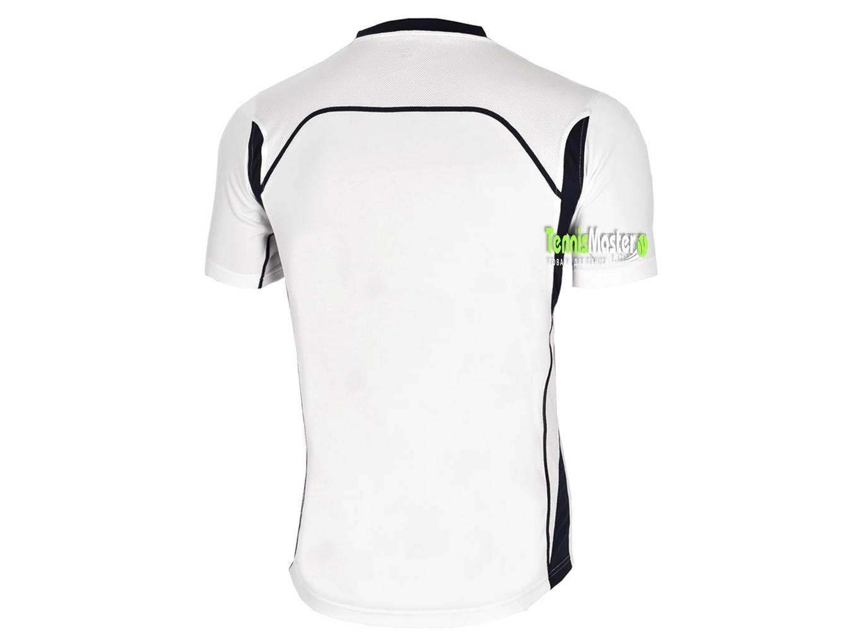 Теннисная футболка детская Asics Junior Goran T-Shirt white/black
