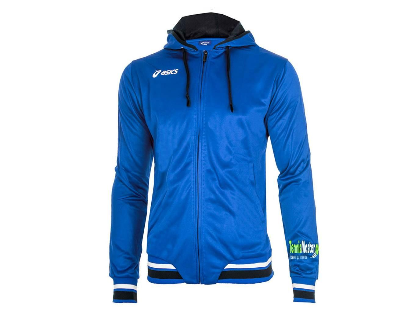 Кофта детская Asics Junior Tir Jacket blue