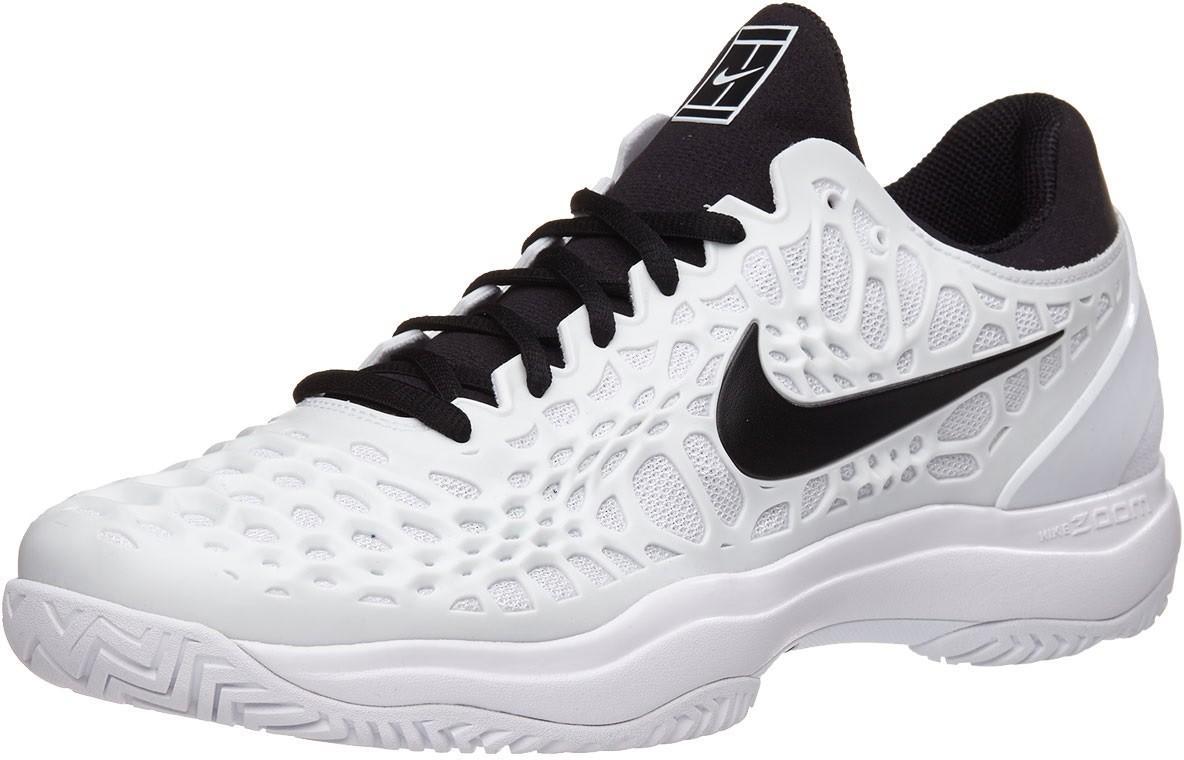 13c55ca89655b7 Тенісні кросівки чоловічі Nike Air Zoom Cage 3 HC white/black ...