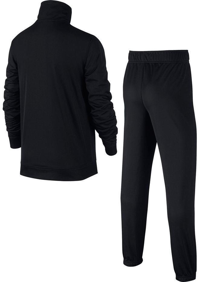Спортивный костюм детский Nike Boy's NSW Track Suit Poly fir/black/white