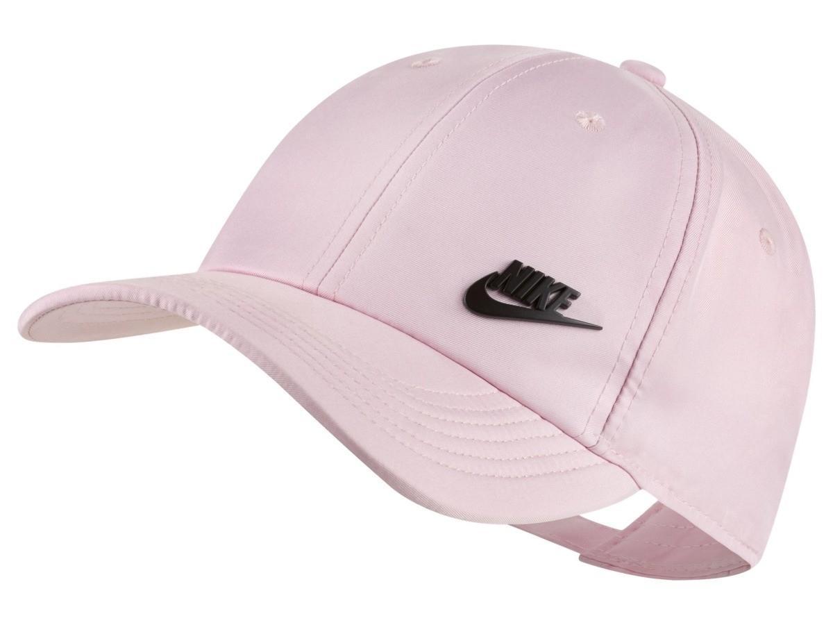Кепка детская Nike H86 CAP Metal Futura pink