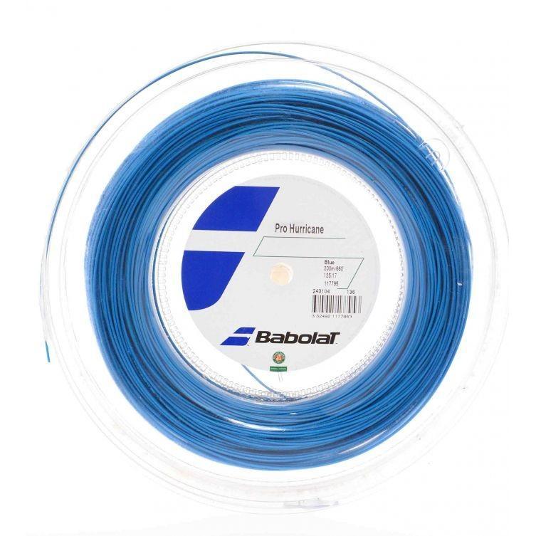 Струна Babolat Pro Hurricane blue 12 m натяжка