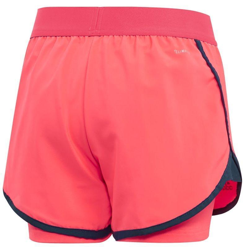 Теннисные шорты детские Adidas G Club Short shock red/legend ink
