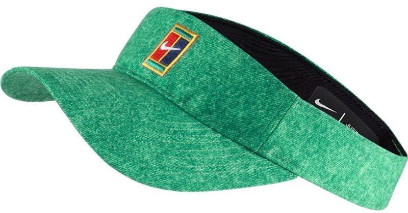 Козырек Nike Aerobill H86 Visor Wash lucid green