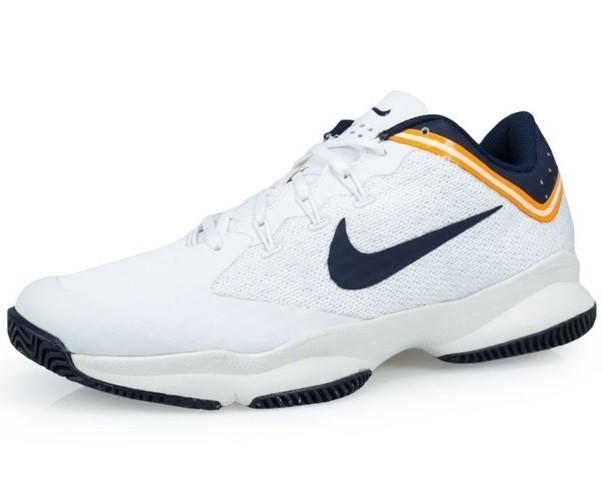 Дитячі тенісні кросівки Nike Air Zoom Ultra White/Blackened Blue/Light Cream