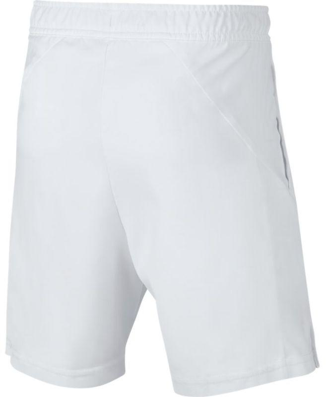 Теннисные шорты детские Nike B Court Dry Short white/black