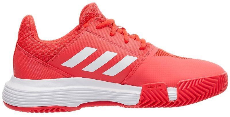 Детские теннисные кроссовки Adidas CourtJam xJ