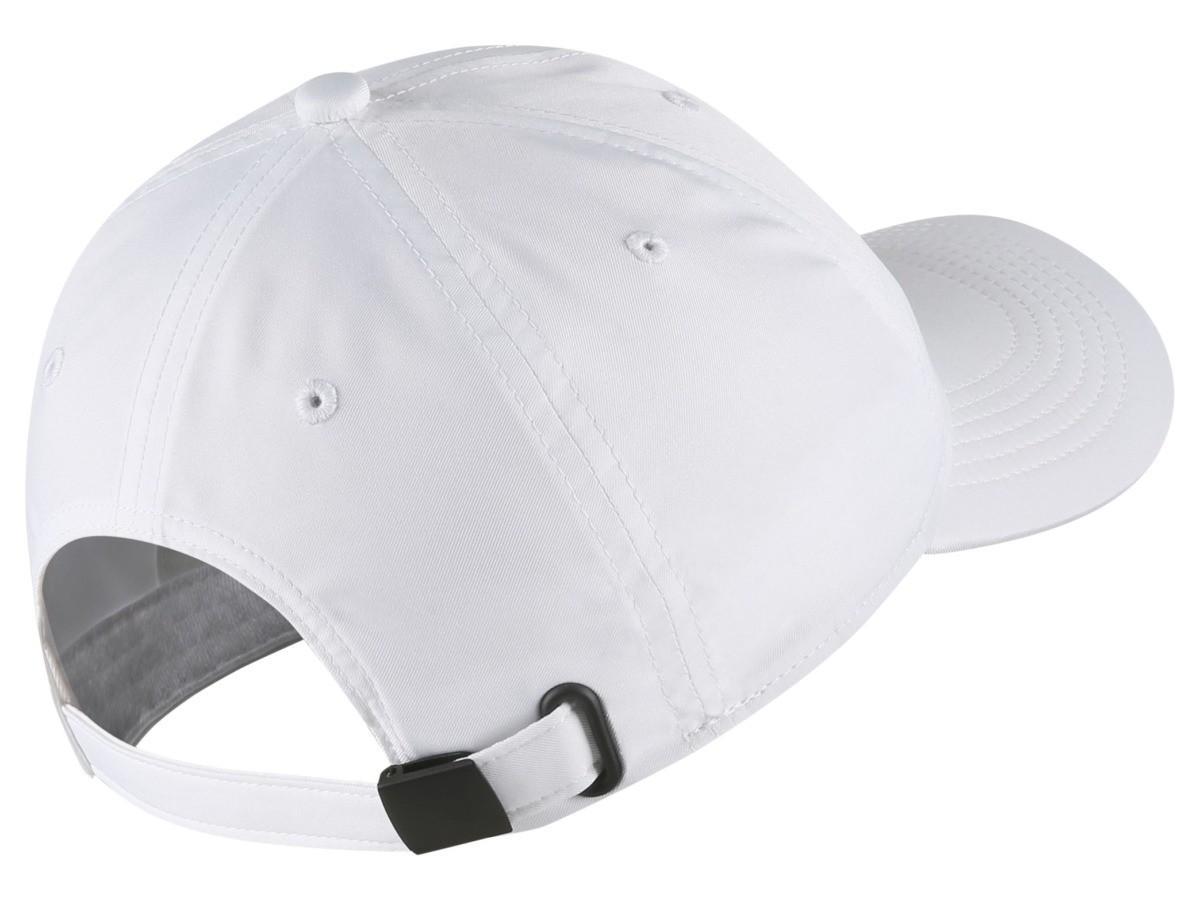 Кепка детская Nike H86 CAP Metal Futura white