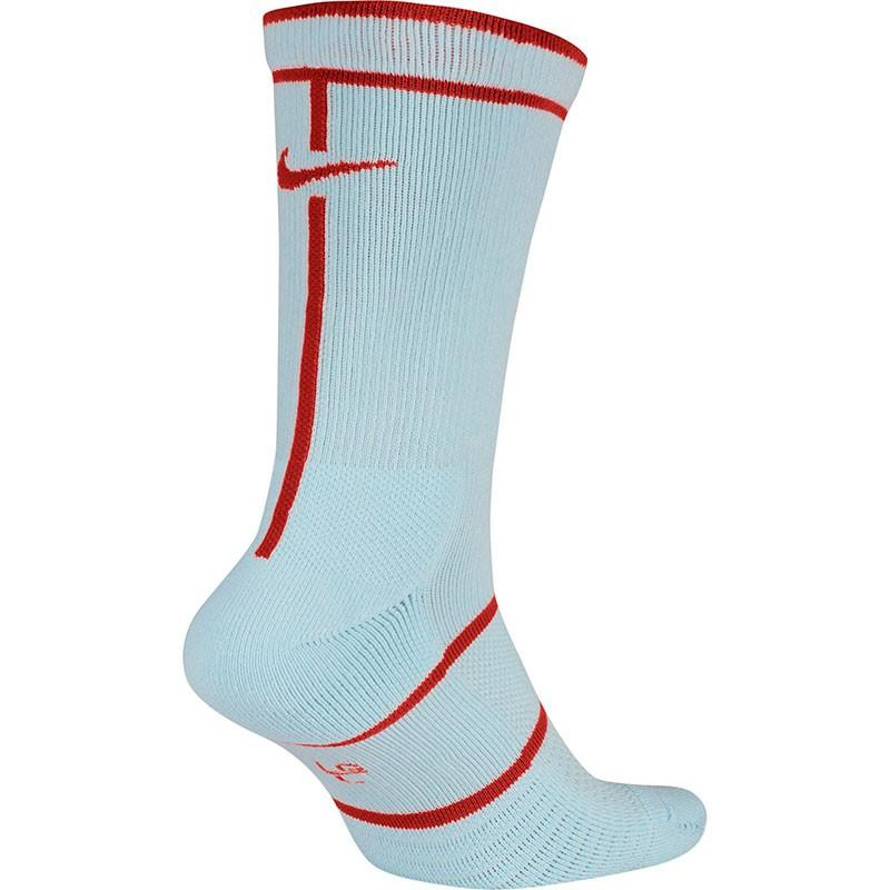 Носки теннисные Nike Court Essential Crew 1 пара half blue/white