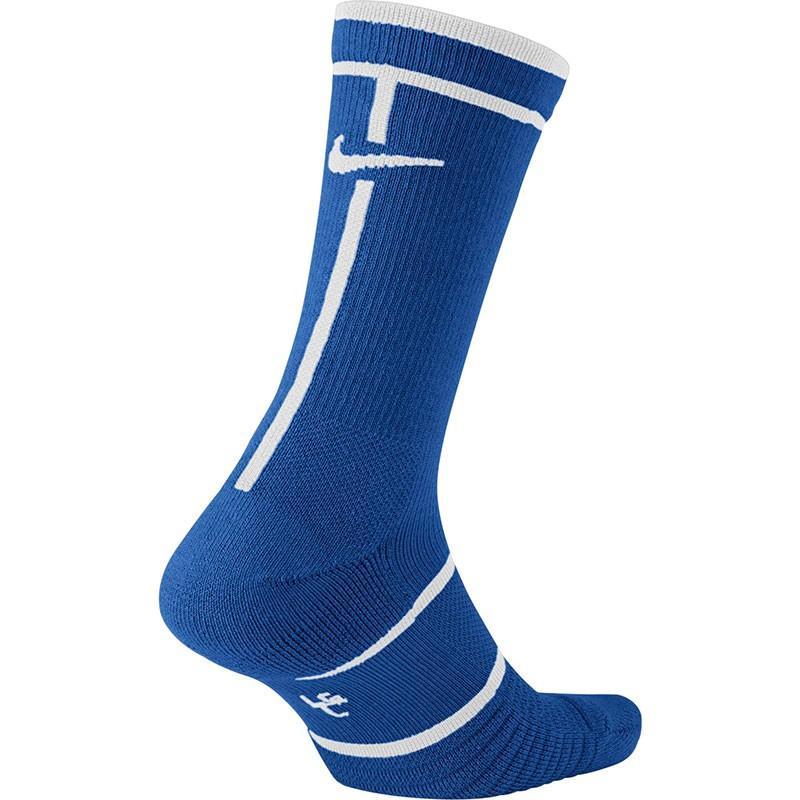 Носки теннисные Nike Court Essential Crew 1 пара indigo force/white