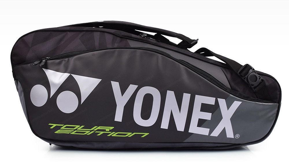 Теннисная сумка Yonex Pro Racquet Bag 9 Pack black