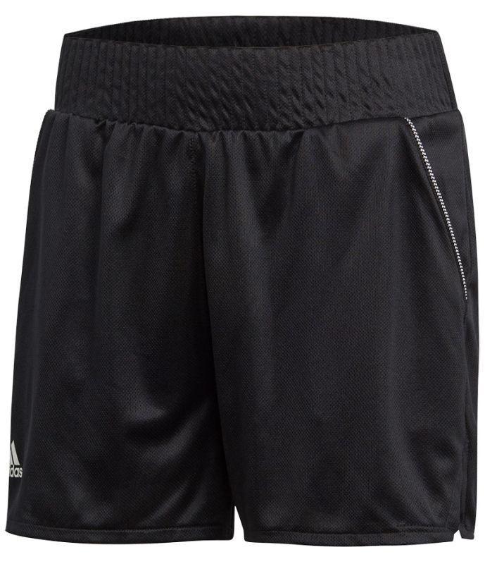 Теннисные шорты женские Adidas Club Hi-Rise Short W black