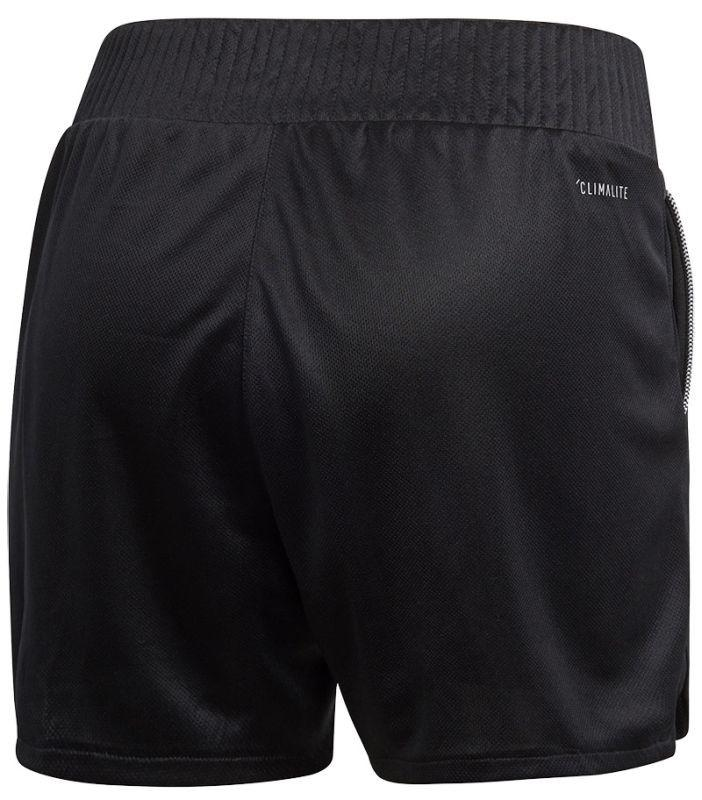 446d12e9c247d8 Тенісні шорти жіночі Adidas Club Hi-Rise Short W black | TennisMaster