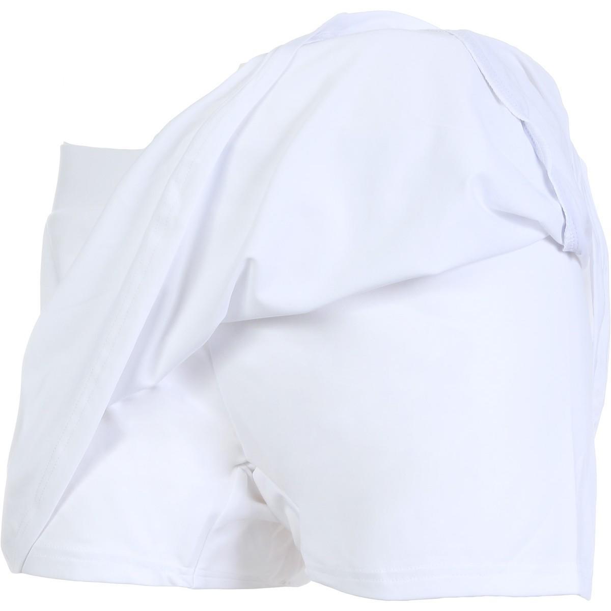 Теннисная юбка женская Adidas Solar Skirt white