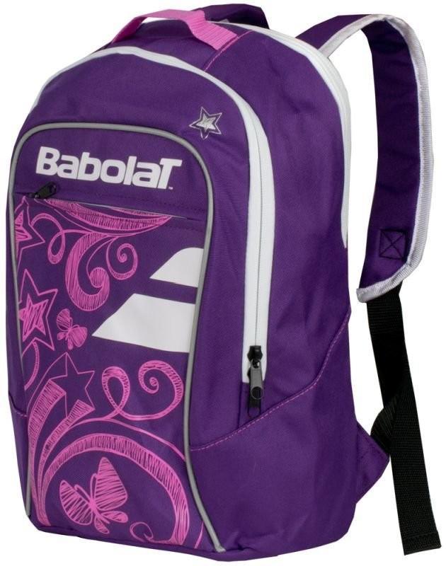 Теннисный рюкзак детский Babolat Club Line Junior purple
