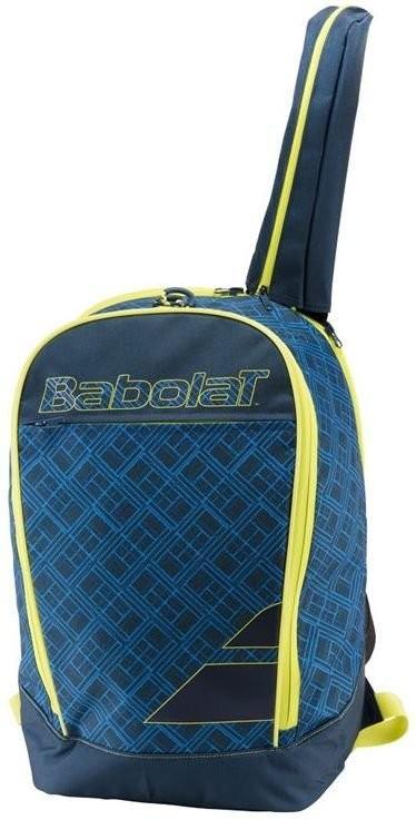 Теннисный рюкзак Babolat Club Line Classic blue/yellow
