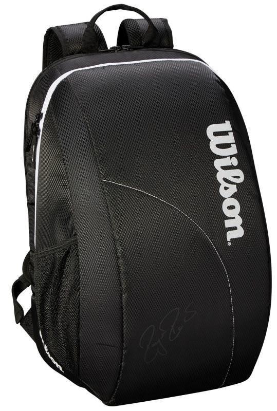 Теннисный рюкзак Wilson Fed Team Backpack black/white