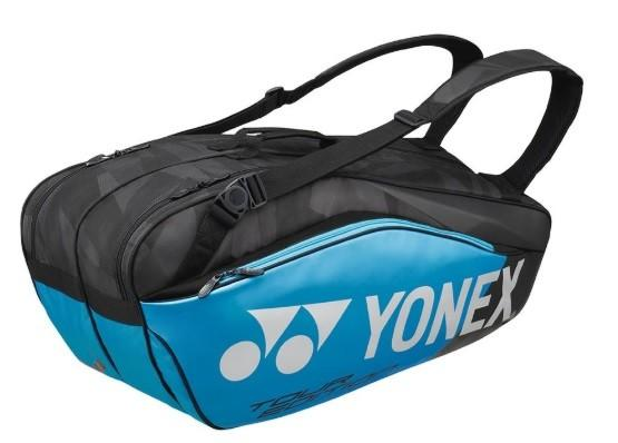 Теннисная сумка Yonex Pro Racquet Bag 6 Pack infinite blue