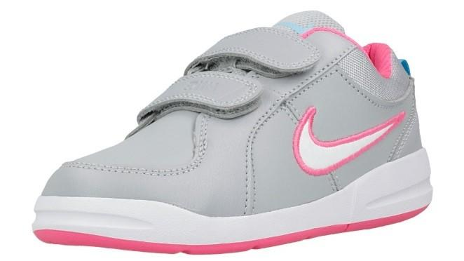 98100b5f Детские теннисные кроссовки Nike Pico 4 (PSV) wolf grey/white/clearwater