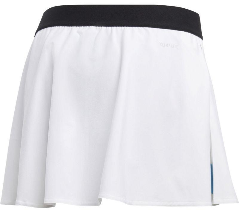 Теннисная юбка женская Adidas Escouade Skirt white/black