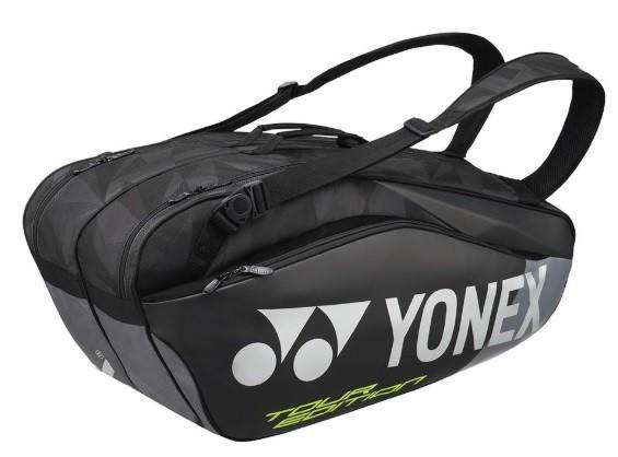 Теннисная сумка Yonex Pro Racquet Bag 6 Pack black