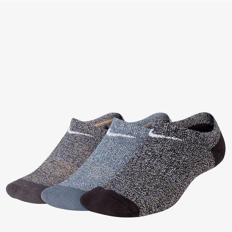 Носки дитячі Nike Dry Cushion No Show Junior 3-pack/multi color