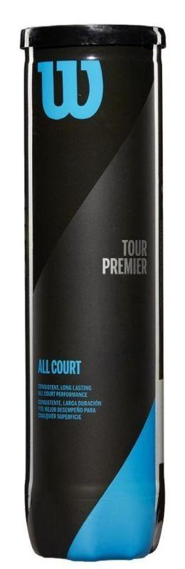 Wilson Tour Premier All Court 4-Ball