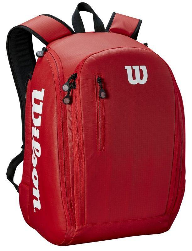 Теннисный рюкзак Wilson Tour Backpack red