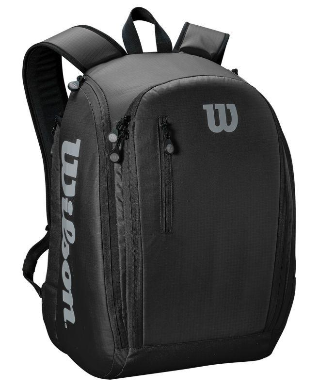 Теннисный рюкзак Wilson Tour Backpack black/grey