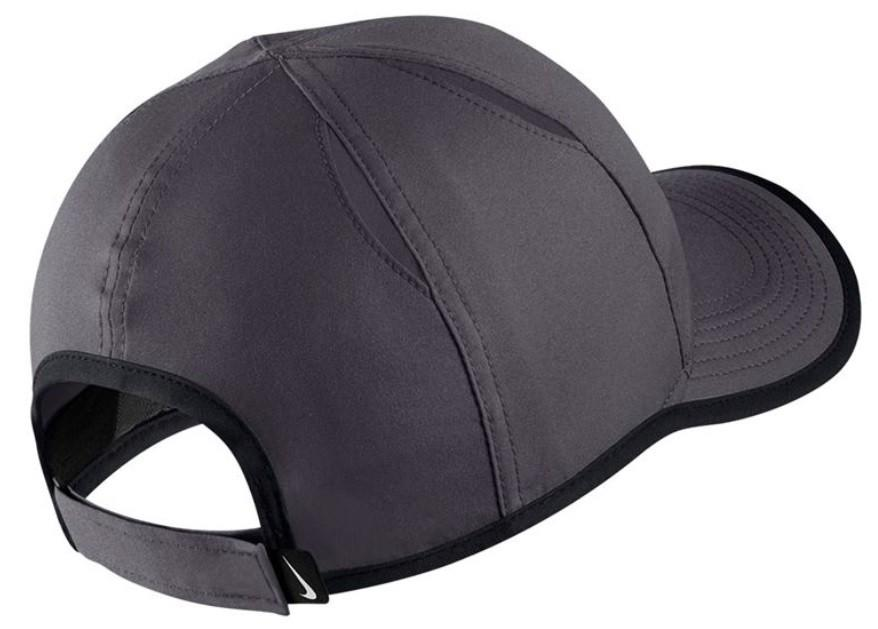 Кепка дитяча Nike Youth Aerobill Feather Light Cap dark grey/black/orange peel