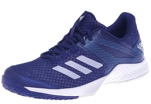 Теннисные кроссовки мужские Adidas Adizero Club 2 mystery ink/white/core blue