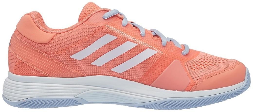 Теннисные кроссовки женские Adidas Barricade Club W