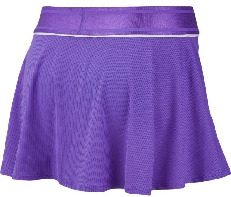 Теннисная юбка детская Nike Court G Flouncy Skirt psychic purple/psychic purple/white