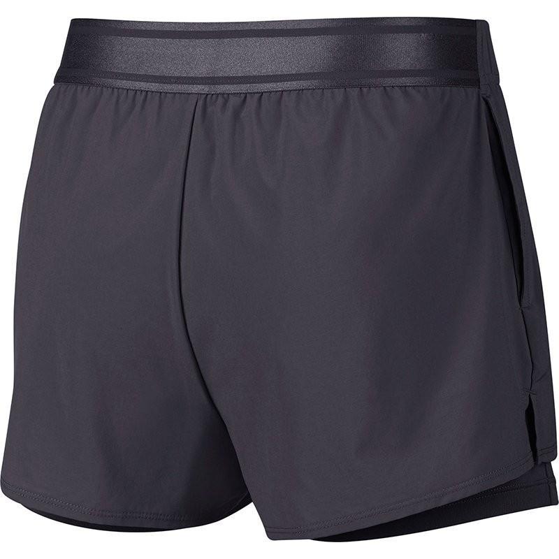 Тенісні шорти жіночі Nike Court Flex Short gridiron