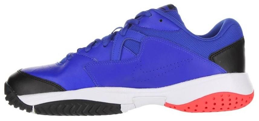 Теннисные кроссовки мужские Nike Court Lite 2 racer blue/bright crimson/black/white