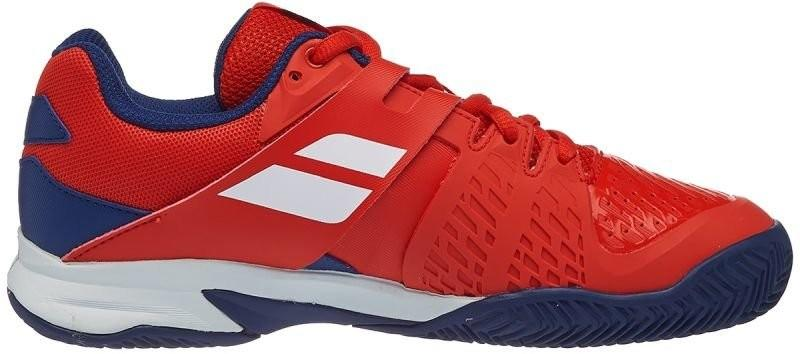 Детские теннисные кроссовки Babolat Propulse