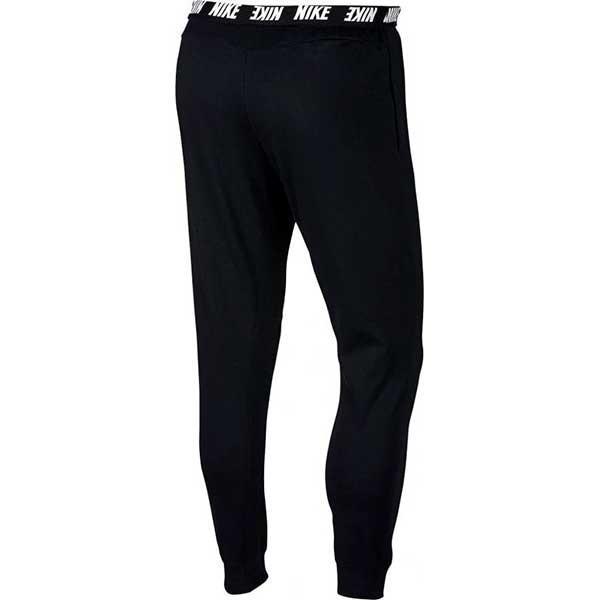 Штаны мужские Nike Fleece Joggers black/white