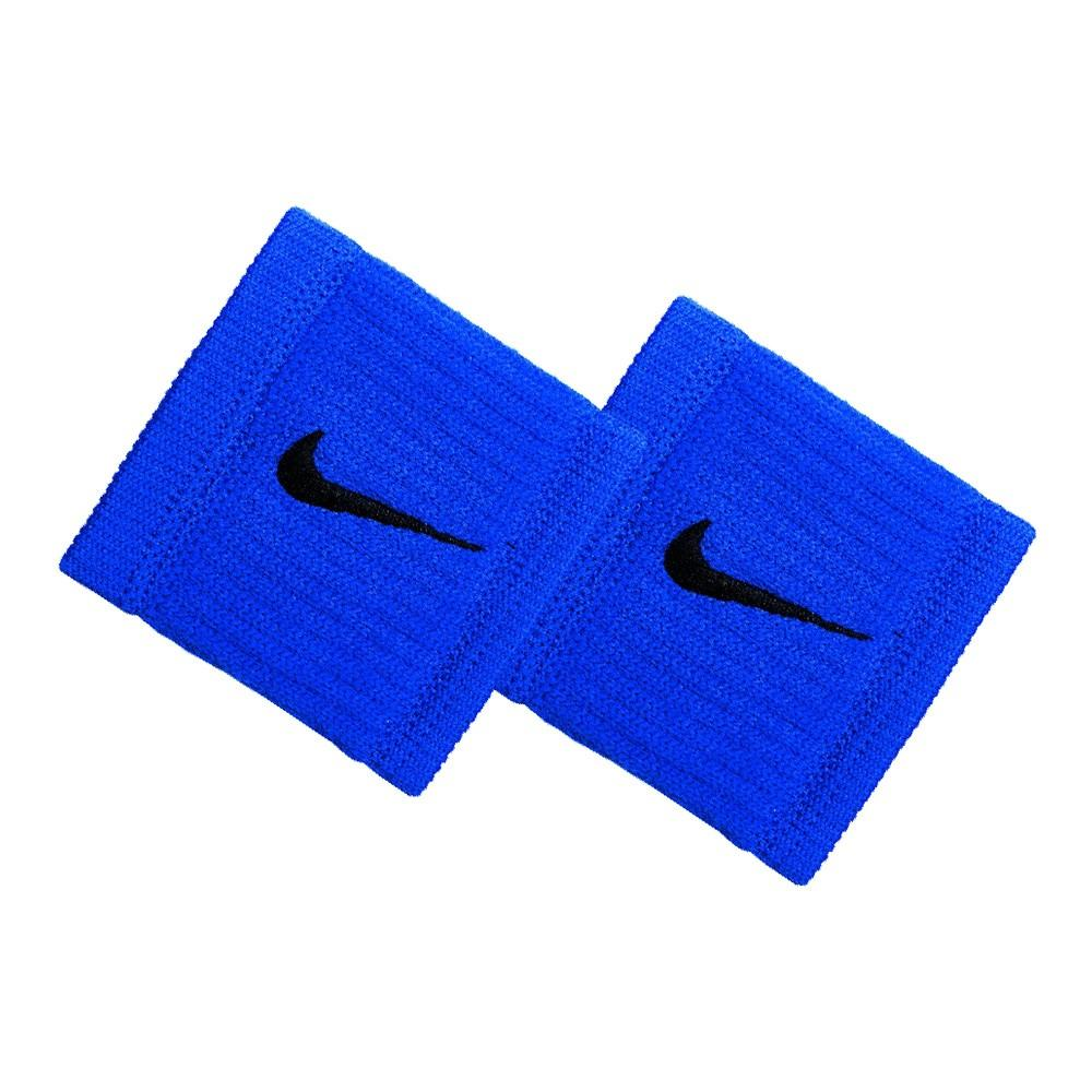 Напульсник Nike Reveal Wristbands blue/black