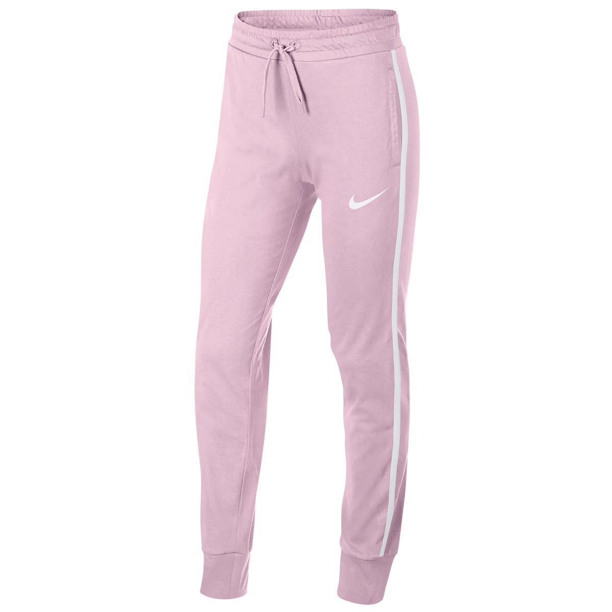 Штаны детские Nike Sportswear Girl's Pants pink/white