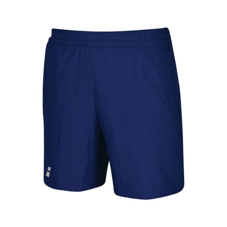 Теннисные шорты детские Babolat Core Short Boy twilight blue