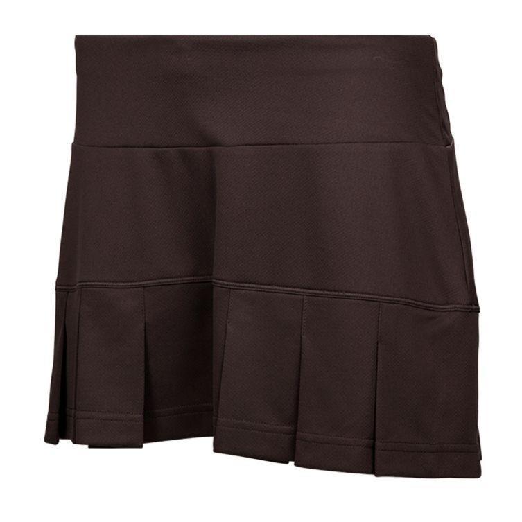 Теннисная юбка детская Babolat Core Skirt Girl dark grey